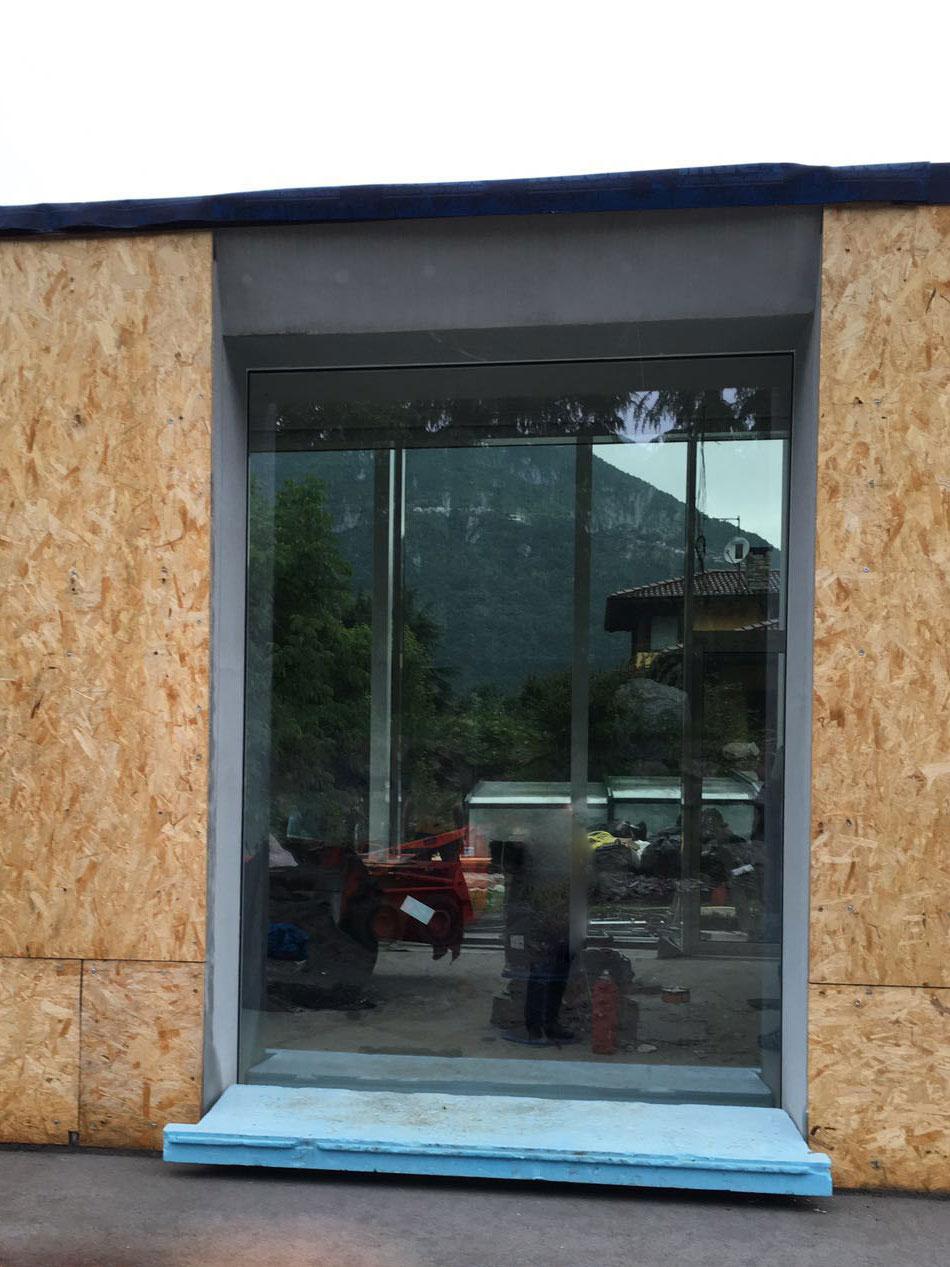 Realizzazione infissi e serramenti ancona andreoni serramenti osimo - Iseo finestre clusone ...